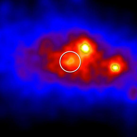 quasar-closeup