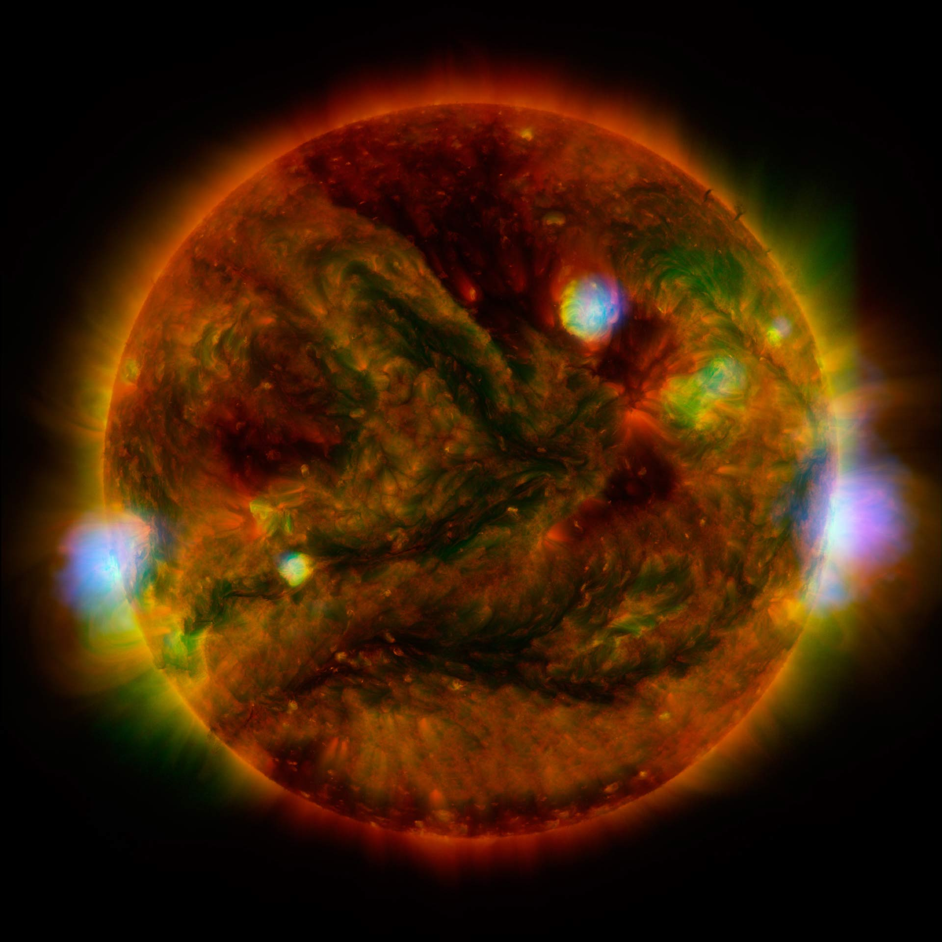 image_2999e-NuSTAR-Sun