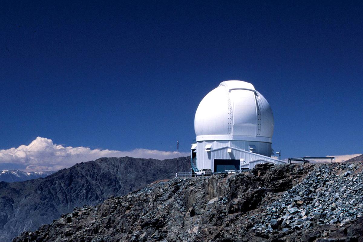 21.06 LNA fabrica instrumento para Telescópio SOAR