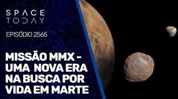 MISSÃO MMX - UMA NOVA ERA NA BUSCA POR VIDA EM MARTE
