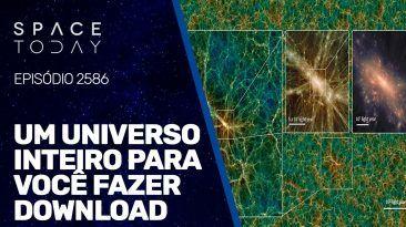 UM UNIVERSO INTEIRO PARA VOCÊ FAZER DOWNLOAD