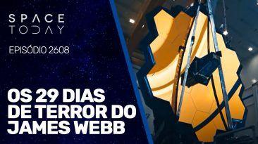 OS 29 DIAS DE TERROR DO JAMES WEBB